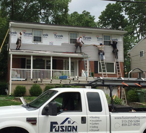 Siding Installation Amp Siding Repair Fusion Roofing