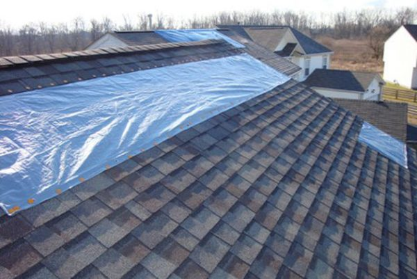 Storm Damage Roof Repair Contact Us Fusion Roofing