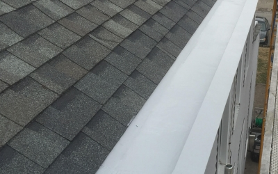 How do I know if my house has box gutters?