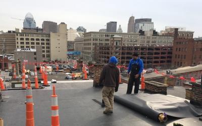 Flat Roof Membranes: TPO vs EPDM