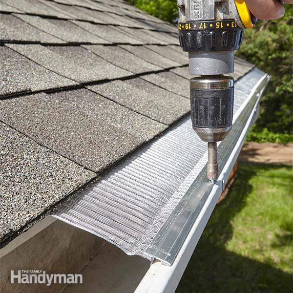Cleaning Gutters Fusion Roofing